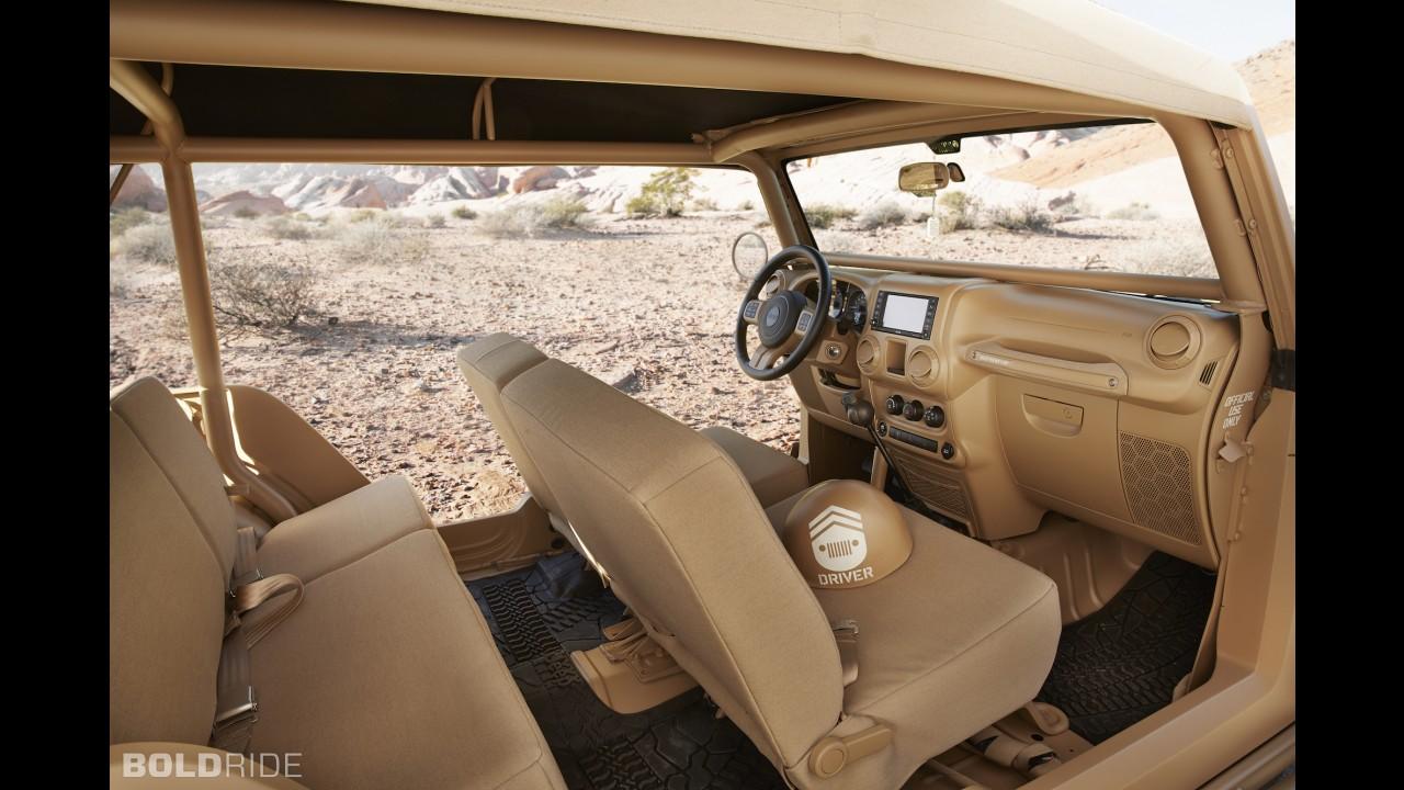 Jeep Staff Car Concept