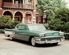Buick Super Riviera Coupe
