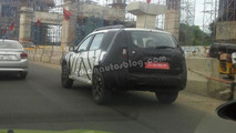 2013 Nissan Terrano spy photo 01.07.2013