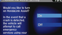 HondaLink system in 2014 Honda Civic 04.12.2013