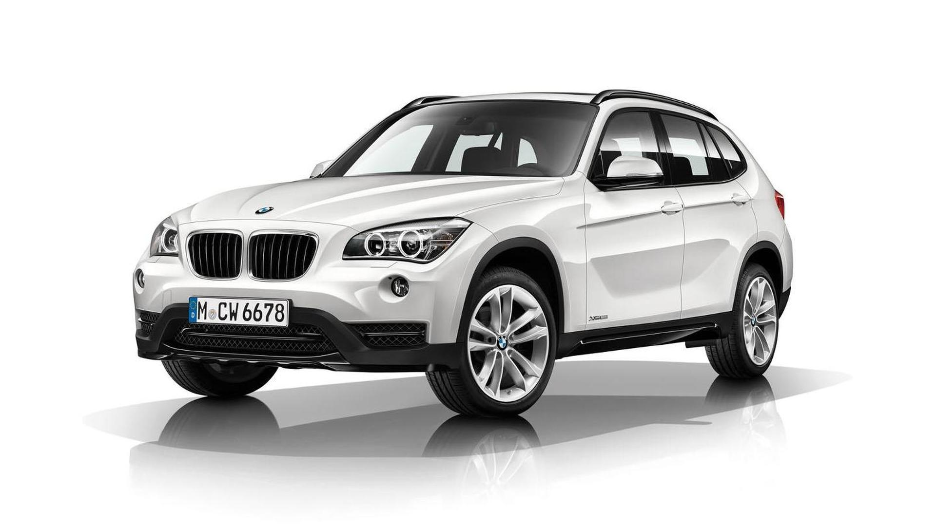 BMW X1 headed to Detroit with minor updates