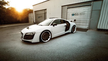 Audi R8 by Prior Design and Famous Parts 08.08.2013