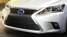 2014 Lexus CT200h facelift 12.11.2013