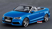2014 Audi A3 Cabrio leaked?