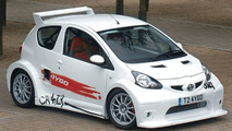One-Off Toyota 'Aygo Crazy' Concept Car to be Unveiled in London