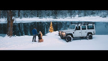 Land Rover Season's Greetings