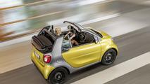 2016 Smart Fortwo Cabrio