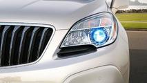 Buick Encore teased for Detroit Auto Show