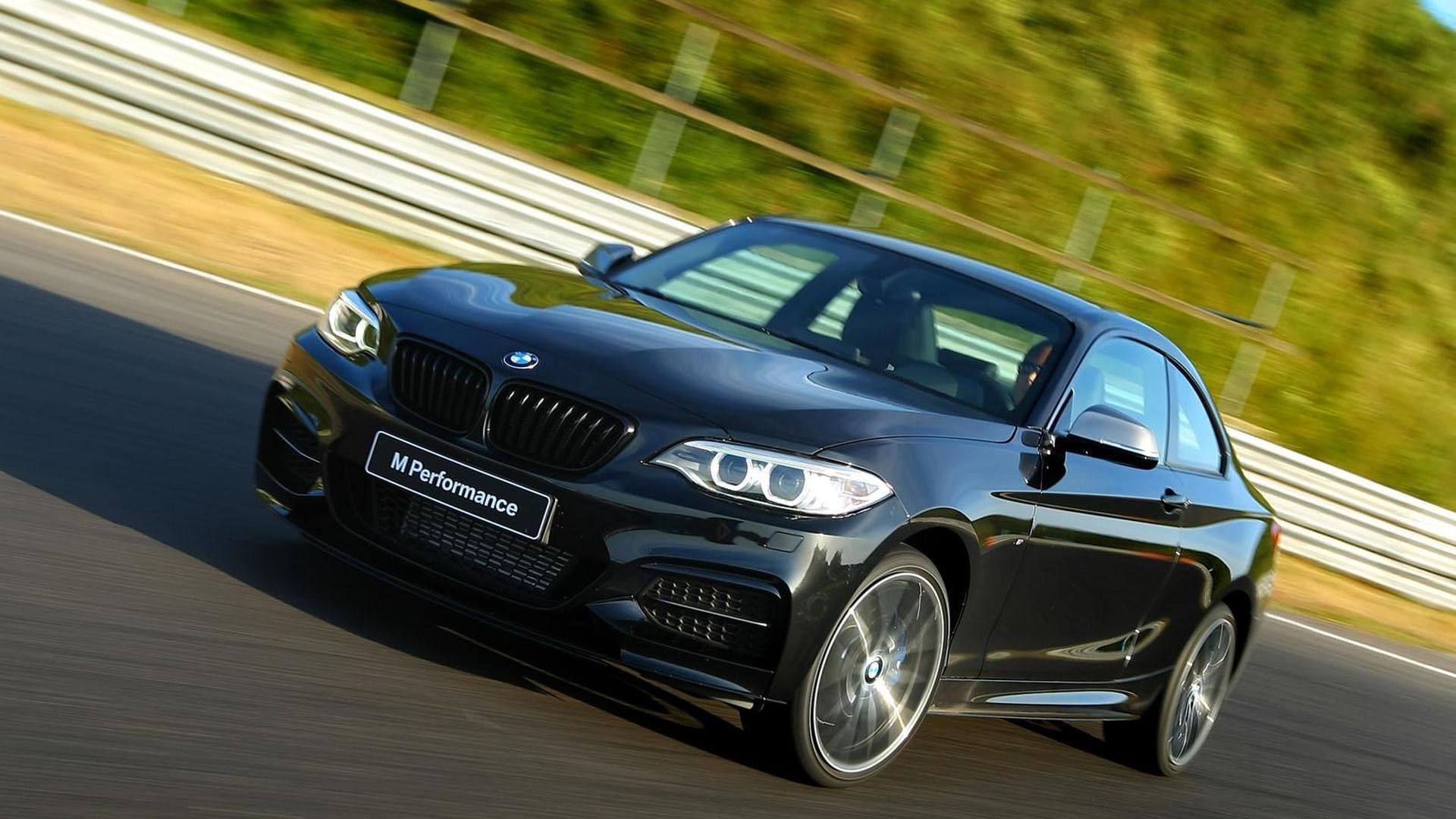 BMW M235i Track Edition unveiled