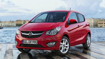 Opel Karl / Vauxhall Viva makes world debut in Geneva