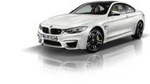 BMW M4 Coupe Frozen Brilliant White metallic