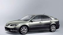 Facelifted Mazda Atenza