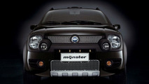 Fiat Panda Monster Limited Edition