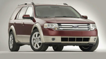 End of the Ford Taurus X?