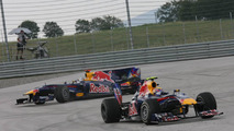 'Politics' explains Red Bull crash blame - Verstappen