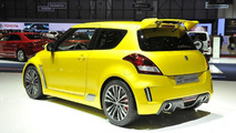 Suzuki Swift S Concept revealed in Geneva