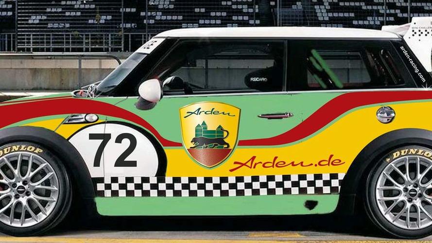 Arden Creates Street Legal MINI Challenge Cup Car
