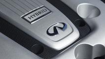 2012 Infiniti M hybrid