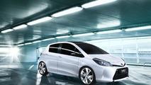 Toyota Yaris HSD Concept - 01.03.2011