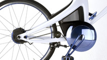 Lexus Hybrid Bicycle Concept visits the UK