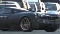 Pagani C9 Deus Venti prototype video screenshot, 750, 06.01.2011