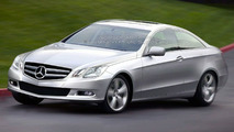 2009 Mercedes-Benz CLK Gets Swedish Slip