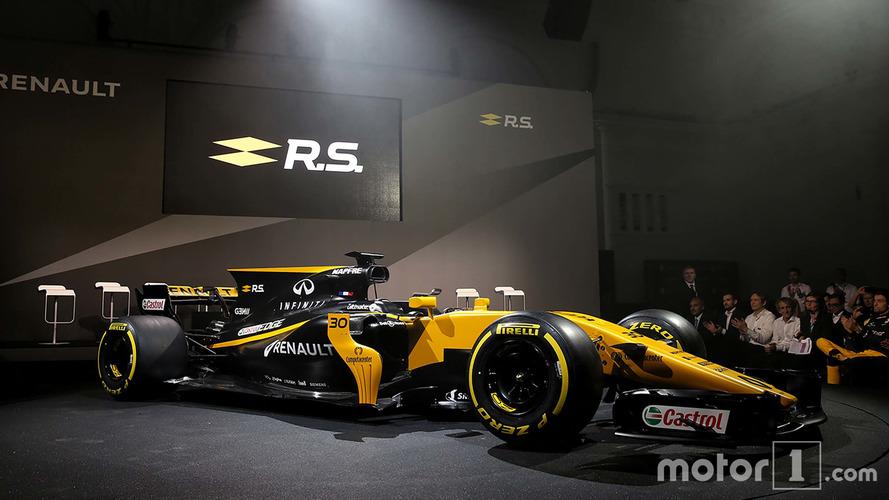 Formule 1 - Renault dévoile sa R.S.17