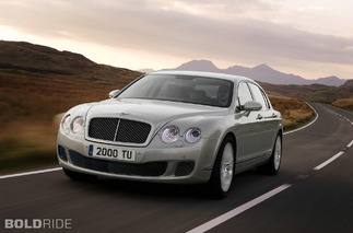 Bentley Continental Flying Spur Speed