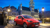 2015 Opel Corsavan shows its practical side at Brussels Motor Show