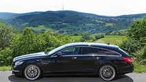 Mercedes-Benz CLS 63 AMG Shooting Brake by VATH 25.07.2013