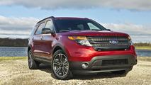 2013 Ford Explorer Sport revealed