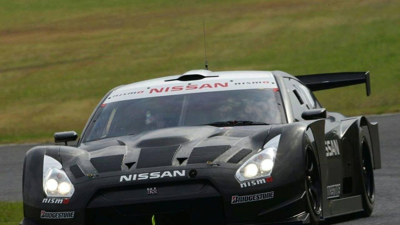 2008 Nissan GT-R GT500
