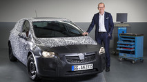 Opel Astra GSi reportedly planned with 250 bhp