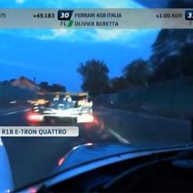 Video: 24 Hours of Le Mans Night Qualifying
