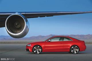 Wheels Wallpaper: 2012 Audi RS 5