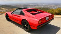 Electric Ferrari 308 GTS gets Porsche gearbox. Blasphemy?