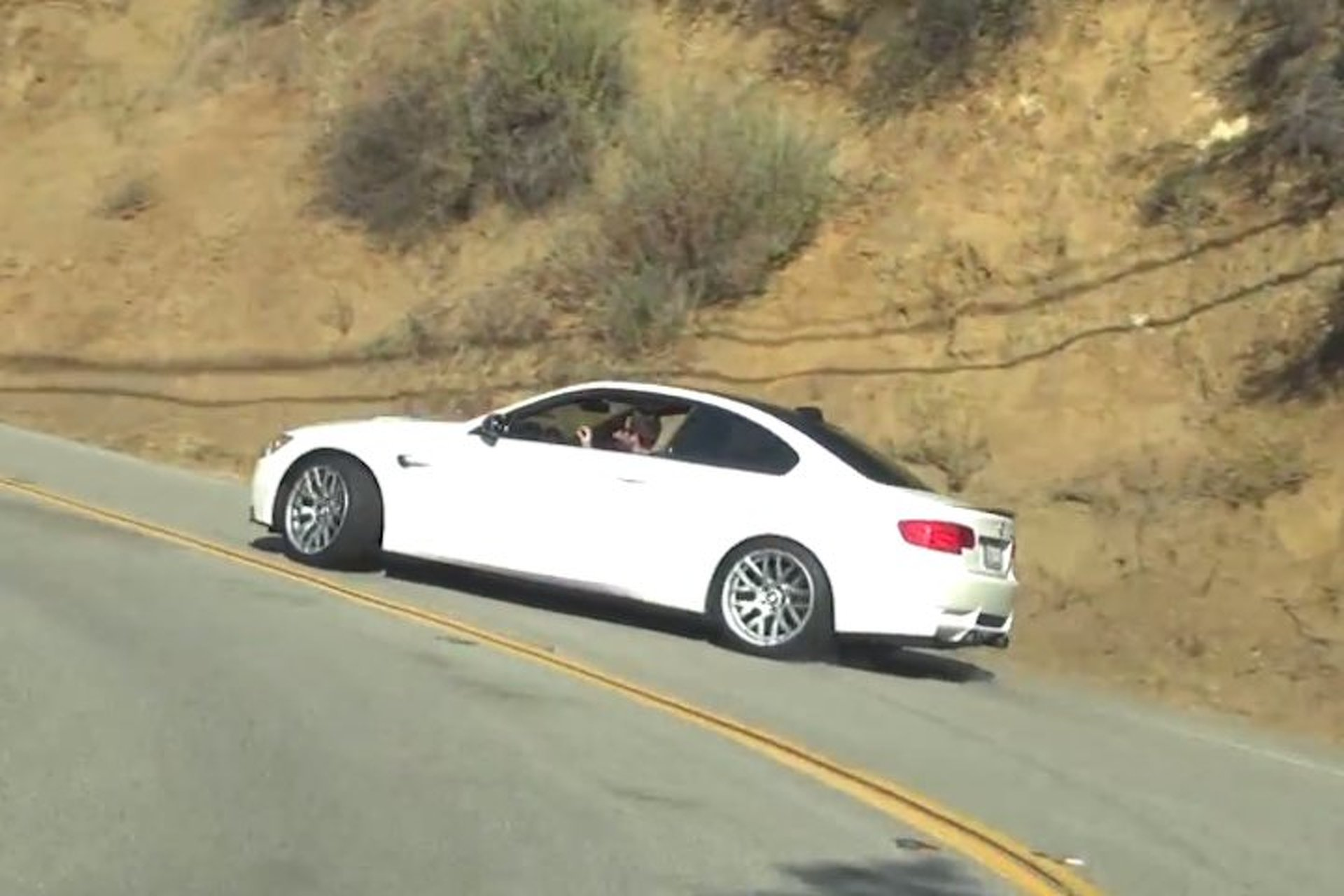 Here's How You Drift A Defective M3