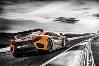 630 HP Worth of McLaren MP4-12C Can-Am Indecency Goes Into Production