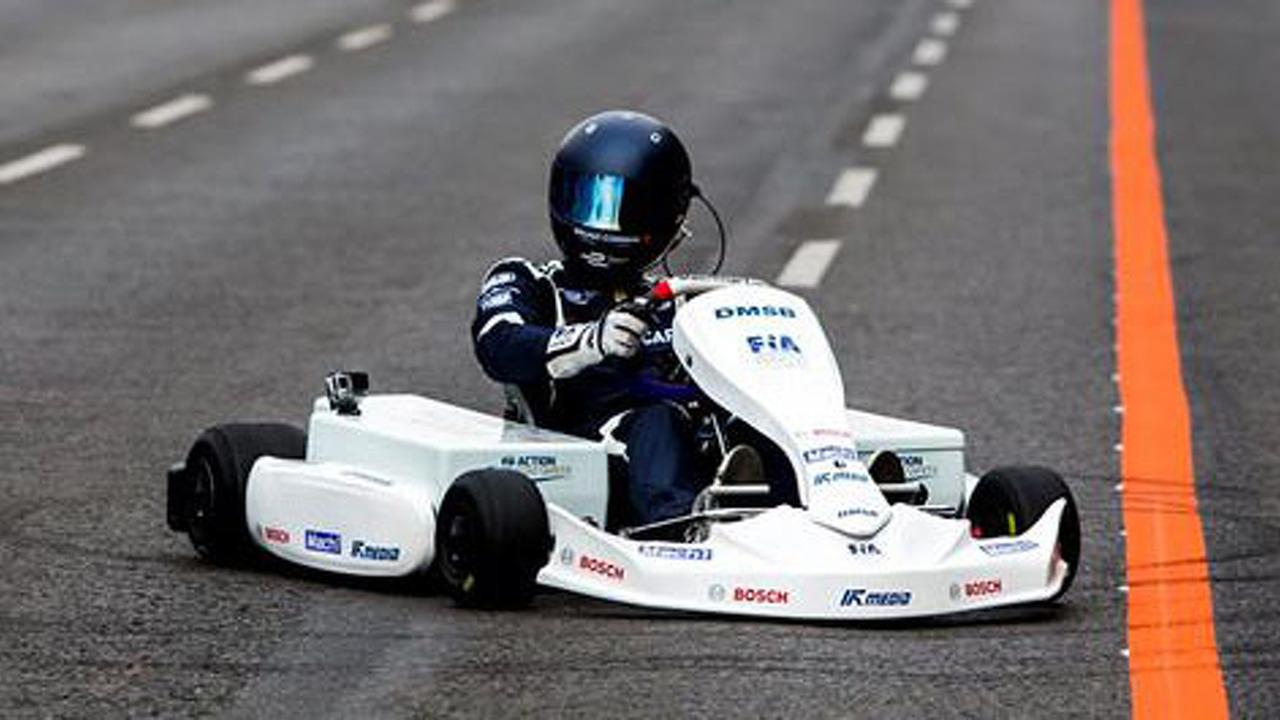 Electro Kart