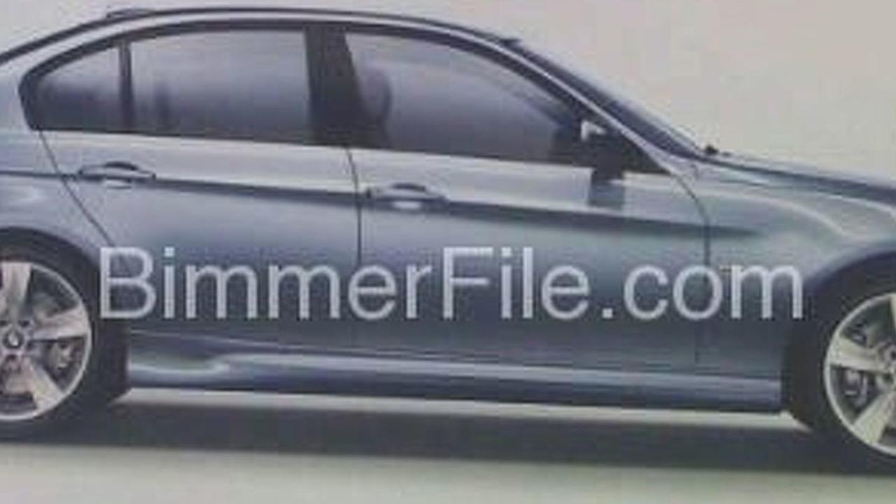 2009 BMW 3-Series Brochure Scans