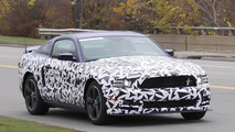 2013 Ford Mustang GT spied testing