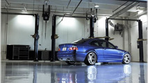 BMW M3 E46 with ADV.1 wheels, 1024, 23.12.2011