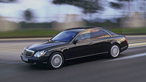 New Maybach 57 S