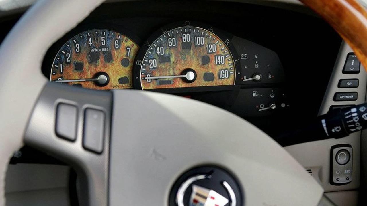 Brian Wilson inspired Cadillac XLR