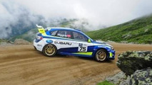 Subaru Rally Team USA's David Higgins breaks Mt. Washington record [video]