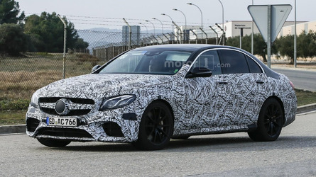 Mercedes-AMG E63 could produce up to 612 hp