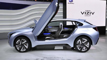 Subaru VIZIV concept officially revealed [UPDATED]