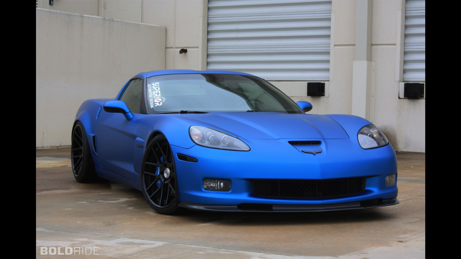 Superior Automotive Design Chevrolet C6 Corvette