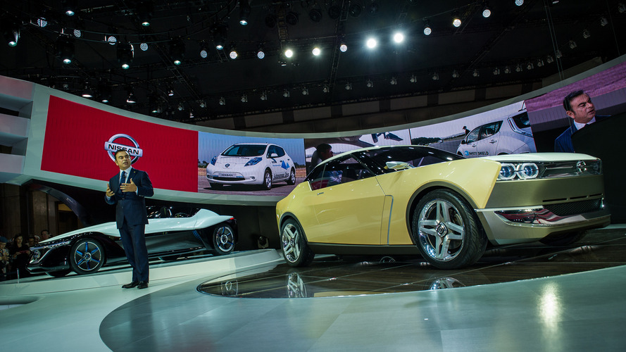 Ghosn says Nissan will always remain committed to sports cars