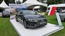 2018 Audi A5 unveiled in Vancouver